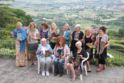 2011 group in Cortona